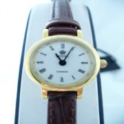 Ladies Watch Royal London Leather Strap